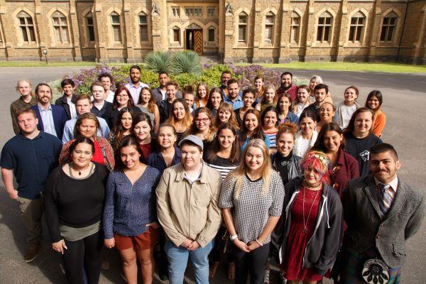 The 2016 commencing Indigenous cohort